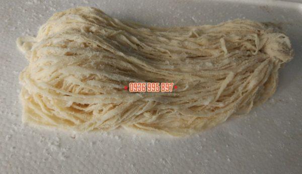 ruột cừu muối